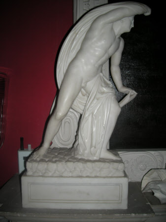 One of the sons of Niobe, (after Roman 2nd century AD after Greek original)