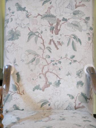 Armchair cover