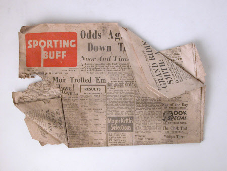 Sporting Buff - August 31 1948
