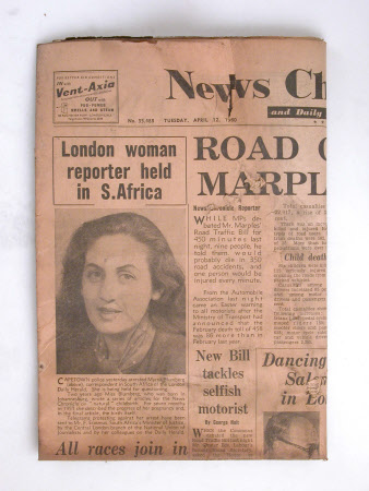 News Chronicle - April 12 1960