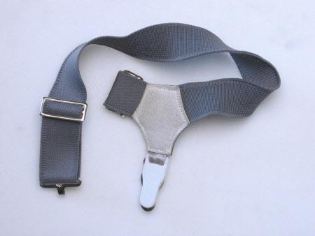 Man's sock suspender
