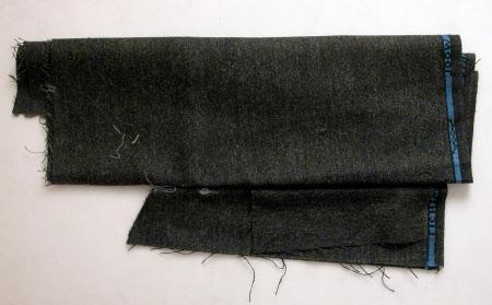 Wool fragment