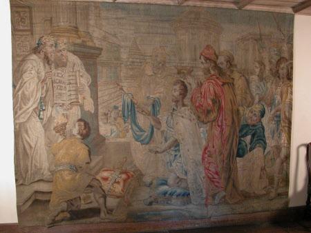 Coronation of Marcus Aurelius