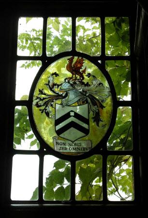 Arms of Graham Baron Ash (1889-1980)