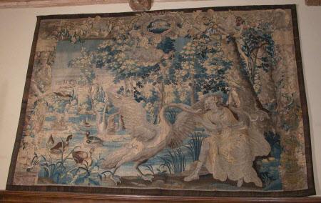 Leda and the Swan (Jupiter Transformatus)