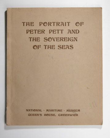The Portrait of Peter Pett and The Sovereign of the seas