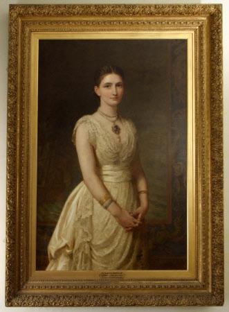 Elizabeth Beatrice Fuller-Eliott-Drake, Baroness Seaton of Seaton (1862-1937)