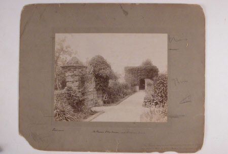 Old Terrace and Summer House