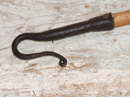 Shepherd's crook