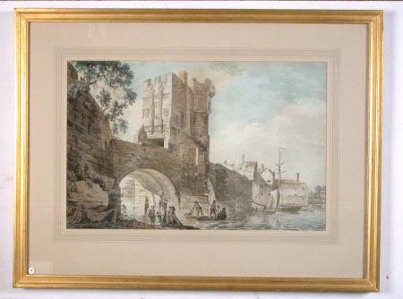 The Old Bridge, Shrewsbury