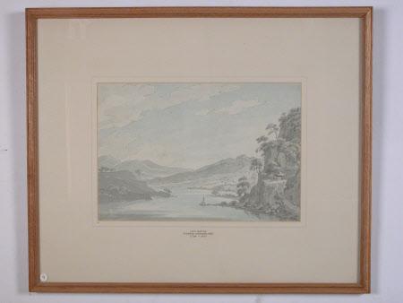 A View of Loch Katrine
