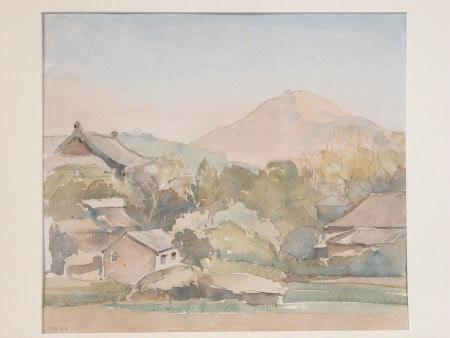 Purple Mount Nanking 1949