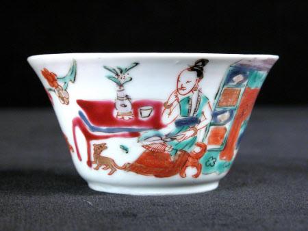 Miniature tea bowl