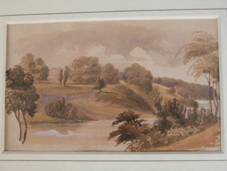 Dudmaston Hall, Shropshire