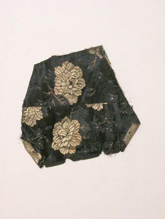 Brocade fragment