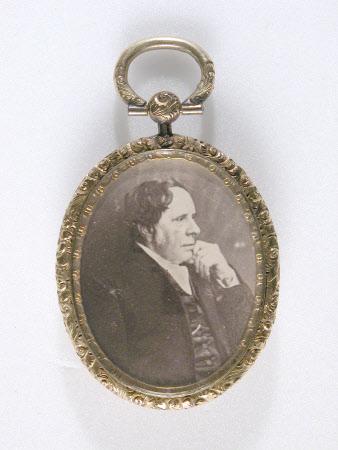 Portrait of Captain Henry Bazley