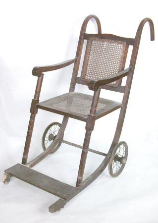 Invalid chair