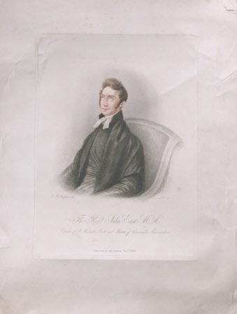 The Reverend John East (d.1856)