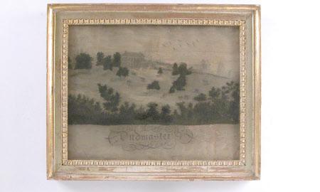 View of Dudmaston Hall
