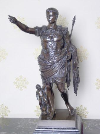 Augustus of the Prima Porta