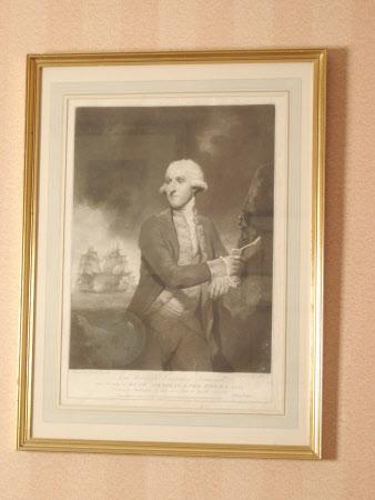 Admiral Samuel Hood, 1st Viscount Hood (1724-1816) (after Sir Joshua Reynolds PRA)