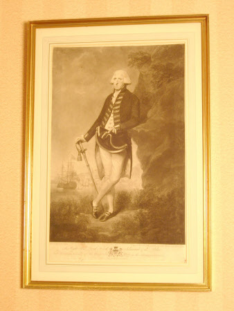 Admiral Samuel Hood, 1st Viscount Hood (1724-1816) (after Lemuel Francis Abbott)