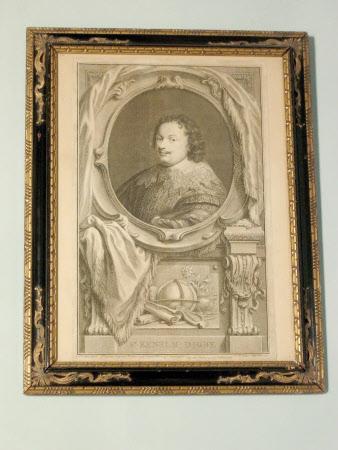 Sir Kenelm Digby (1603-1665) (after Sir Anthony Van Dyck)