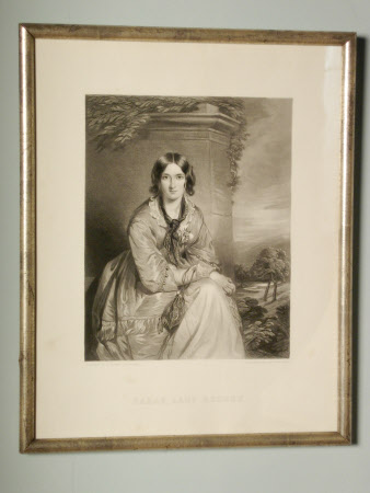 Sarah Singleton, Lady Rodney (d.1882) (after Sir Francis Grant)