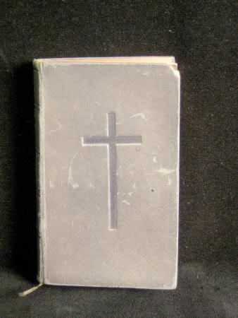Common Prayer Book