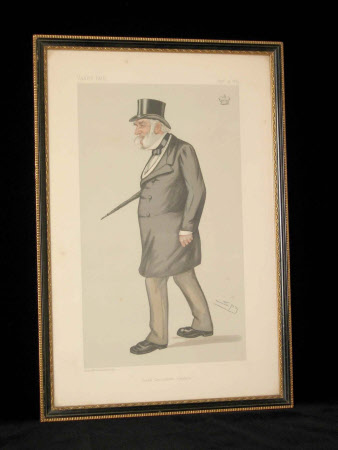 Lord Leicester's Nephew: Edward St Vincent Digby, 9th Baron Digby (1809-1889)