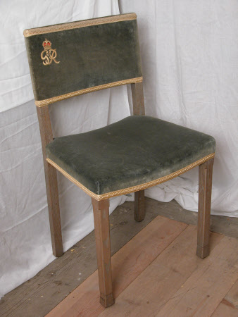 Two pairs of Coronation chairs