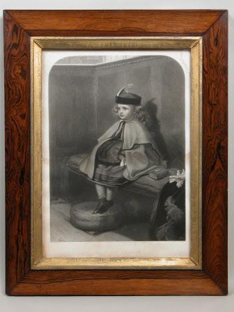 My First Sermon and My Second Sermon (after Sir John Everett Millais RA)