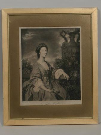 Theodosia Magill, Countess of Clanwilliam (1743-1817) (after Sir Joshua Reynolds)