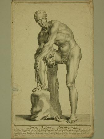 Lucius Quinctius Cincinnatus (520-430 BC)