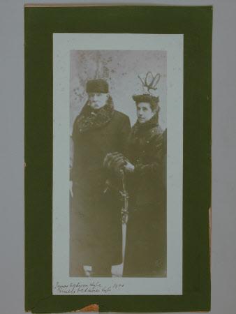 James Acheson Lyle and Emily Octavia Lyle