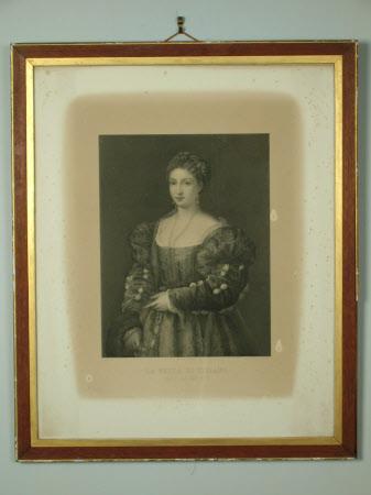 La Bella (after Titian)