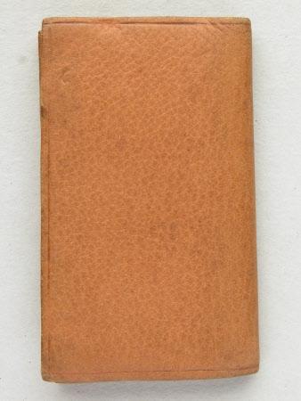 Miniature wallet