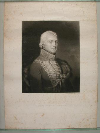 Lieutenant-General Robert Ballard Long (1771-1825) (after William Fowler III)