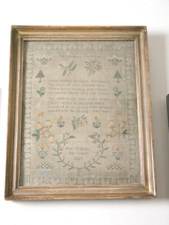 Sampler, 'The Saviour's Invitation'