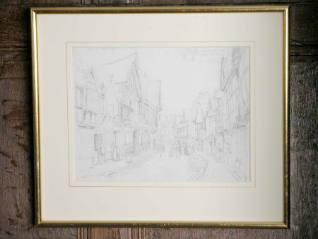 Friar Street and The Greyfriars, Worcester