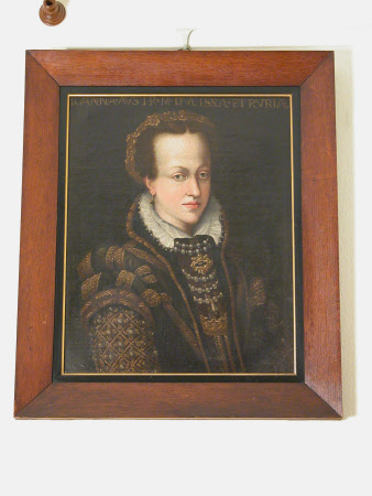 Joanna of Austria (1548 -1578), Grand Duchess of Tuscany