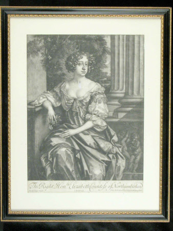 Lady Elizabeth Wriothesley, Duchess of Montagu, Countess of Northumberland, (c.1640-1690) (after ...