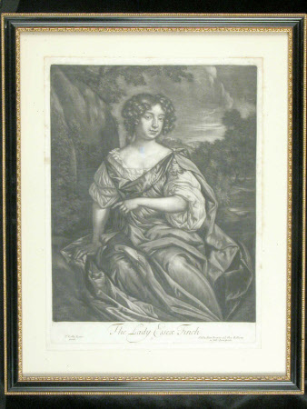 Lady Essex Rich, Countess of Winchilsea (after Sir Peter Lely)