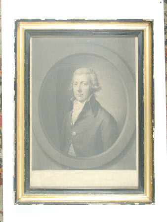 The Rt. Hon. William Pitt the younger MP (1759-1806) (after Gainsborough Dupont)