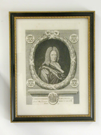 Christopher Rawlinson (1677-1733)