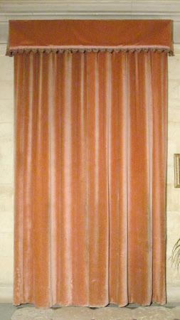 Curtain set