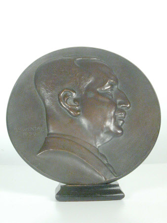 Portrait medal of Rufus Isaacs, Lord Reading