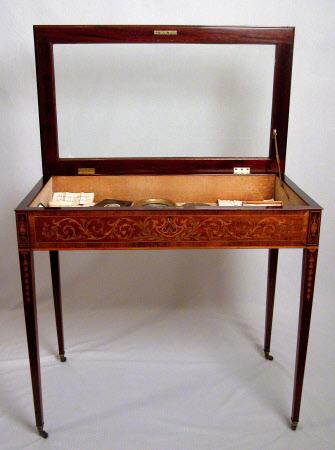 Bijouterie table