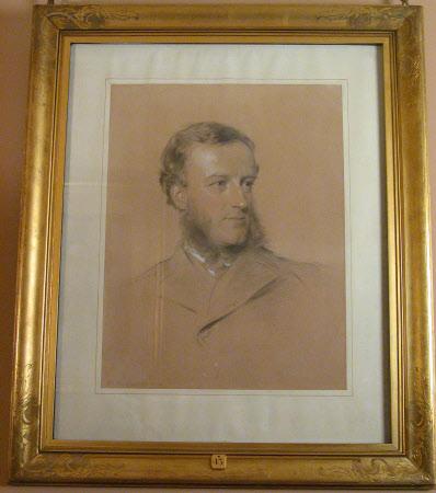 Augustus Henry Vernon, 6th Baron Vernon (1829-1883)