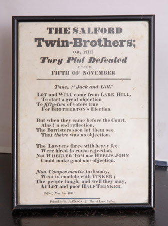The Salford Twin Brothers